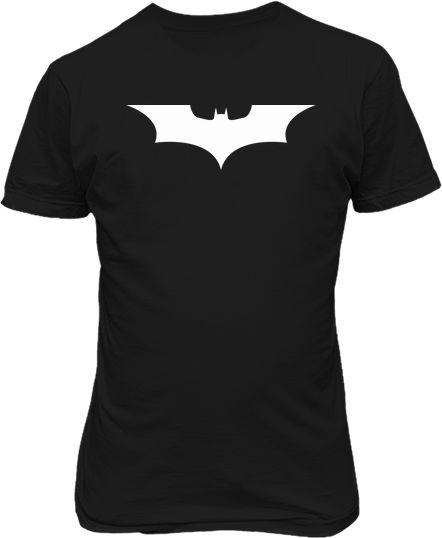 Бэтмен силуэт